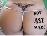 not last place