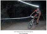 Josh Tostado lighting up thenight
