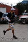 Mat at the Leadville Trail 100 run