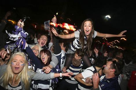 Rave orgy
