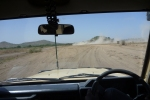 The road to the Masaai was kinda dry