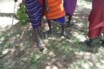 Masaai Footwear.  Recycled Motorcycle Tires.  Alchemist is looking intoit.
