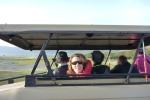 Jenn enjoying theSafari