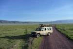Safari trucks pop the top for 360views