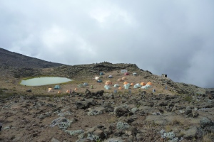 Mawenzi Camp.