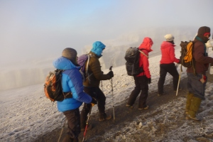 Kili Death March