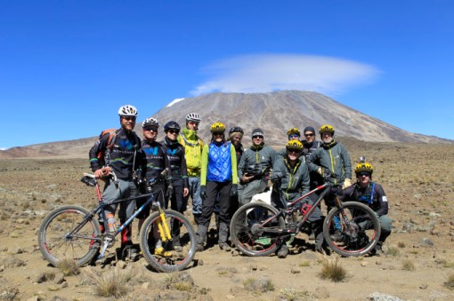 Kili biking crew