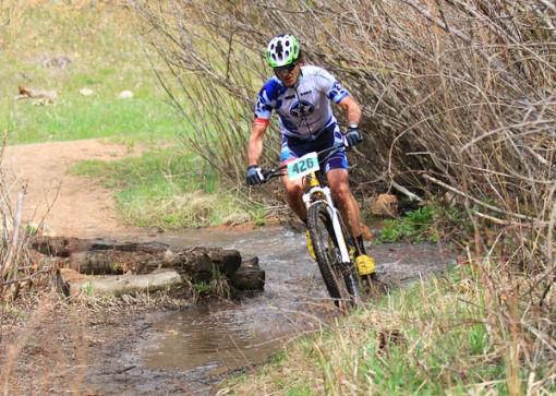 Stuart crossing Indian Creek