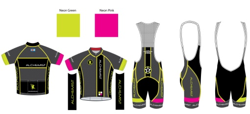 Compatible with last year's Blackboxx kit, but done in the new revamped Epic Pro line with a splash of pink.